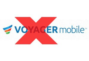 voyager closing logo